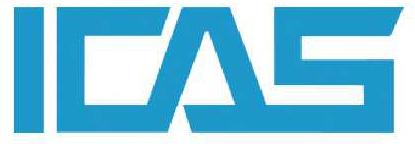 ICAS Blå logo 2