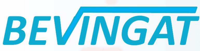 Bevingat logo